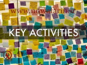 فعالیت های کلیدی