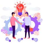 شرکای کلیدی در بوم مدل کسب و کار