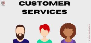خدمات مشتری زاپوس