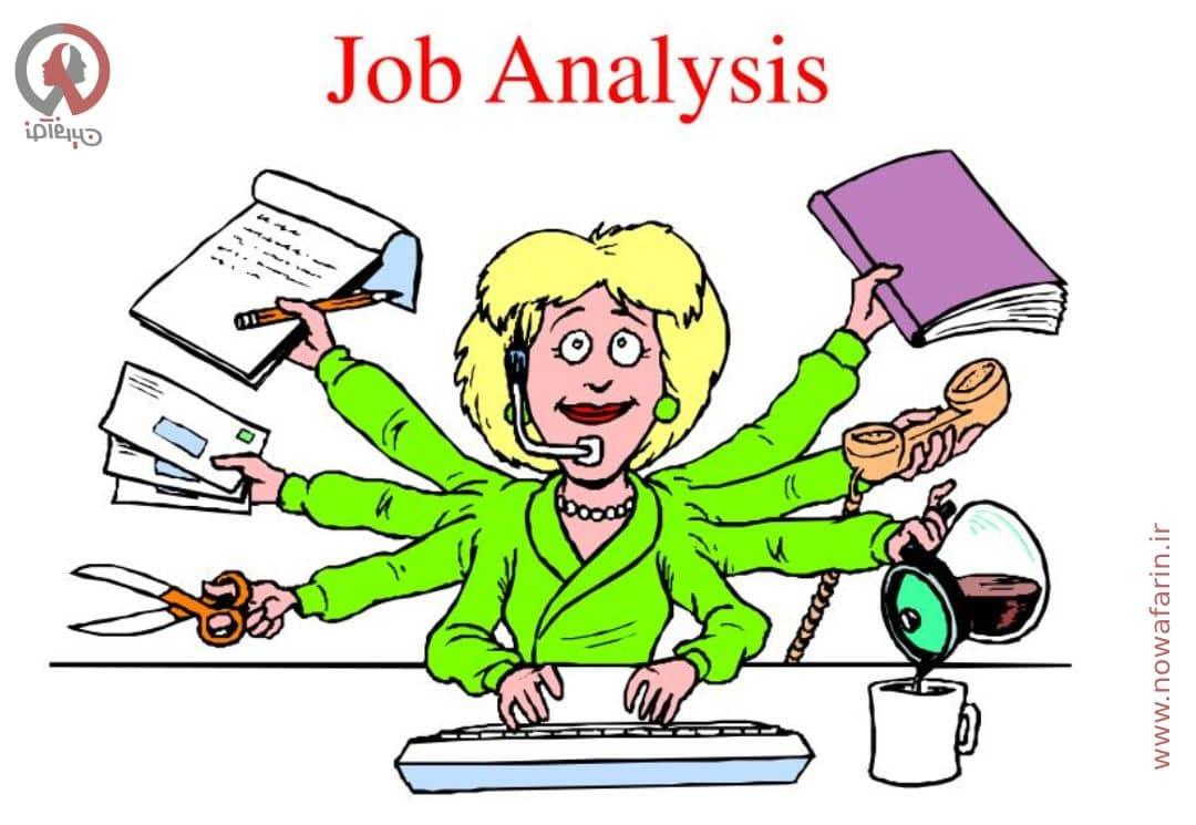 تجزیه و تحلیل مشاغل در سازمان